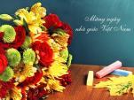 Những tấm thiệp đẹp chúc mừng 20/11 dành tặng thầy cô giáo