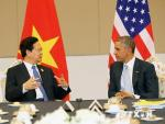 Thủ tướng Nguyễn Tấn Dũng bàn các vấn đề