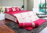 Giường ngủ sạch đầu đông, dồi dào năng lượng sống