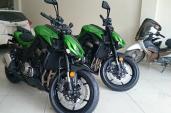Siêu mô tô Kawasaki Z1000 2015 vừa về Việt Nam