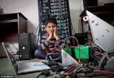 Mới 5 tuổi đã trở thành chuyên gia máy tính của Microsoft