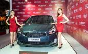 Thaco ra mắt Kia Rondo và dòng xe Kia công nghệ mới
