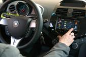 Xe Chevrolet đời 2016 sẽ chạy Android