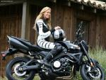 Những khoảnh khắc đẹp nhất của các nữ biker