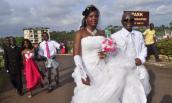 Đám cưới rộn ràng - dấu hiệu Ebola tại Liberia tạm lắng?