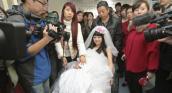 Tuyệt đẹp ảnh đám cưới bệnh nhân u vú giai đoạn cuối