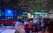 """Ford Việt Nam mang đến triển lãm với những mẫu xe """"cũ"""""""