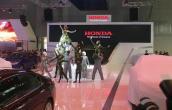 Khu trưng bày Honda Việt Nam - ý tưởng xanh và thiên về công nghệ