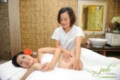 Massage giúp thư giãn và làm đẹp trong thai kì