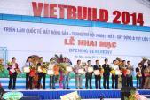Sản phẩm nội thất hút khách tham quan tại VietBuild
