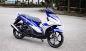 Yamaha Nouvo mới và Air Blade - cuộc chiến không hồi kết