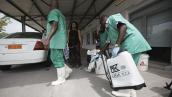 Dịch Ebola đã bị đẩy khỏi Congo