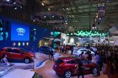 Gần 200 ô tô được bán trong 2 ngày triển lãm