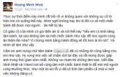 Minh Nhật: Hai chiếc bánh giống nhau chỉ là sự hiểu lầm