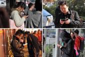 Nghiện smartphone dễ mắc bệnh về đốt sống cổ