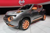 Nissan Juke 2015 lộ thiết kế lạ mắt cùng giá mới