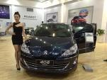 Peugeot ra mắt thị trường TP.Hồ Chí Minh