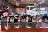 Việt Nam Motorshow 2014: Ấn tượng tân binh Fuso