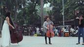 Nhạc giao hưởng flashmob đường phố gây chú ý