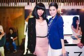 Sao Việt khoe tóc đẳng cấp trên thảm đỏ Elle Fashion Show