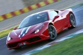 Ferrari 458 Speciale: Đặt mua thêm tuỳ chọn, hoặc khỏi lấy xe!