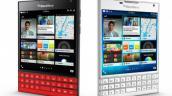 BlackBerry Passport màu đỏ và trắng chính thức