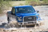 Ford F-150 2015 - pickup cỡ lớn tiết kiệm xăng nhất