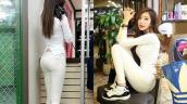 Đường cong quyến rũ của mỹ nữ thể thao xứ kim chi
