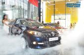 Renault Megane Hatchback giá 980 triệu đồng tại Việt Nam