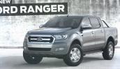 Ford Ranger 2015: Mạnh mẽ và an toàn hơn