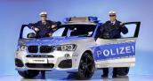 BMW X4 độ phong cách xe cảnh sát cực lạ