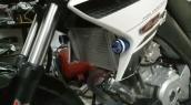 Độ đèn sáng cho Yamaha Fz150i đi phượt