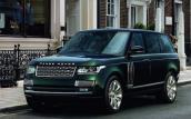 """Land Rover """"đón đầu"""" Bentley SUV bằng phiên bản siêu sang"""