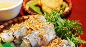 Bánh cuốn, mắm cáy, chuối ngự... dung dị ẩm thực Hà Nam