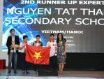 Học sinh Việt Nam đạt 7 giải tại cuộc thi Robotics 2014