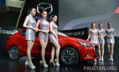 Mazda2 sedan trình làng tại Thái Lan