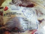 Trung Quốc thu hồi hơn 300 tấn thịt bò điên