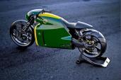 """Những hình ảnh tuyệt đẹp đầu tiên của """"siêu"""" mô-tô Lotus C-01"""