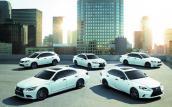 """Lexus """"bó tay"""" trước 3 hãng xe sang Đức"""