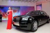Rolls-Royce Ghost Series II có giá 17 tỷ đồng