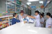 100% mẫu thuốc trúng thầu tại TP.HCM đạt tiêu chuẩn chất lượng