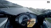 Khủng khiếp Yamaha R1 đạt vận tốc... 300 km/h