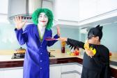 """Cha con Hoàng Bách hào hứng đón lễ hội Comic Con """"Nhí"""""""
