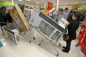 Hậu Black Friday, người tiêu dùng trả lại 30 % hàng hóa