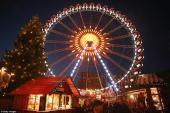 Không khí Noel ấm áp lan tỏa khắp nước Đức