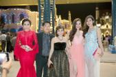 Doanh nhân Phan Thị Mai nổi bật bên dàn Hoa hậu, Á hậu