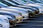 Ô tô nhập khẩu nguyên chiếc vọt tăng gấp đôi