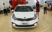 Kia Rio sedan giá chỉ 490 triệu đồng tại Việt Nam
