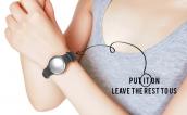 Smartwatch giá 7 USD, chống nước, pin 4-6 tháng