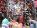 Thị trường Noel 2014: Giá tăng vọt, khách đua nhau mua sớm